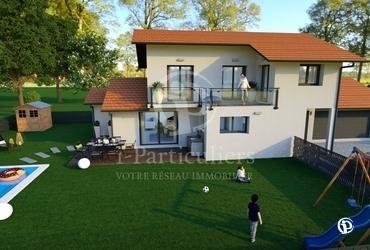 Maison - 153m² prevessin moens - 01280